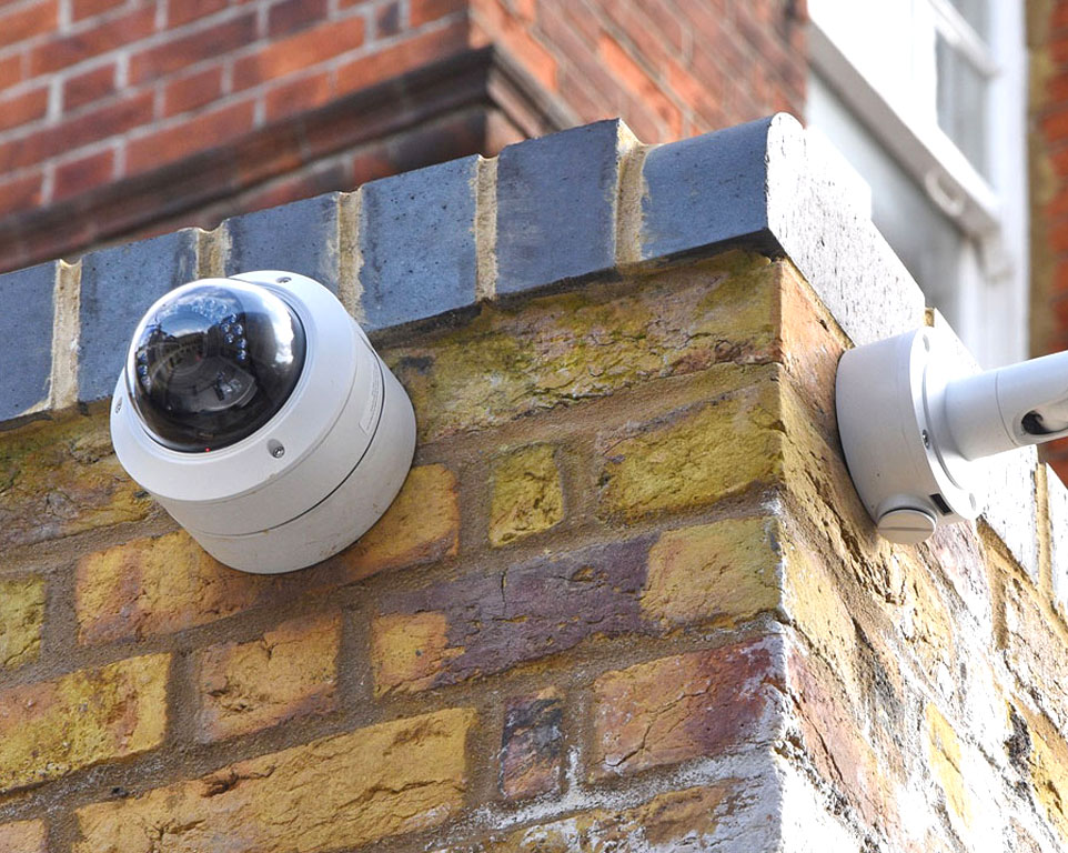 Commercial & Business CCTV in St Clears