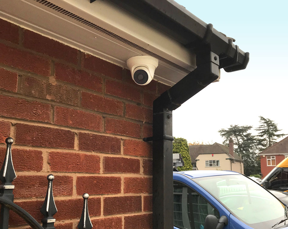 Home CCTV Installation St Clears